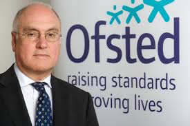 Sir Michael Wilshaw, Her Majesty's Chief Inspector of Education, Children's Services and Skills